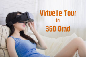 Virtuelle Tour in 360 Grad